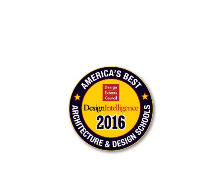 Logo for design and architecture school award