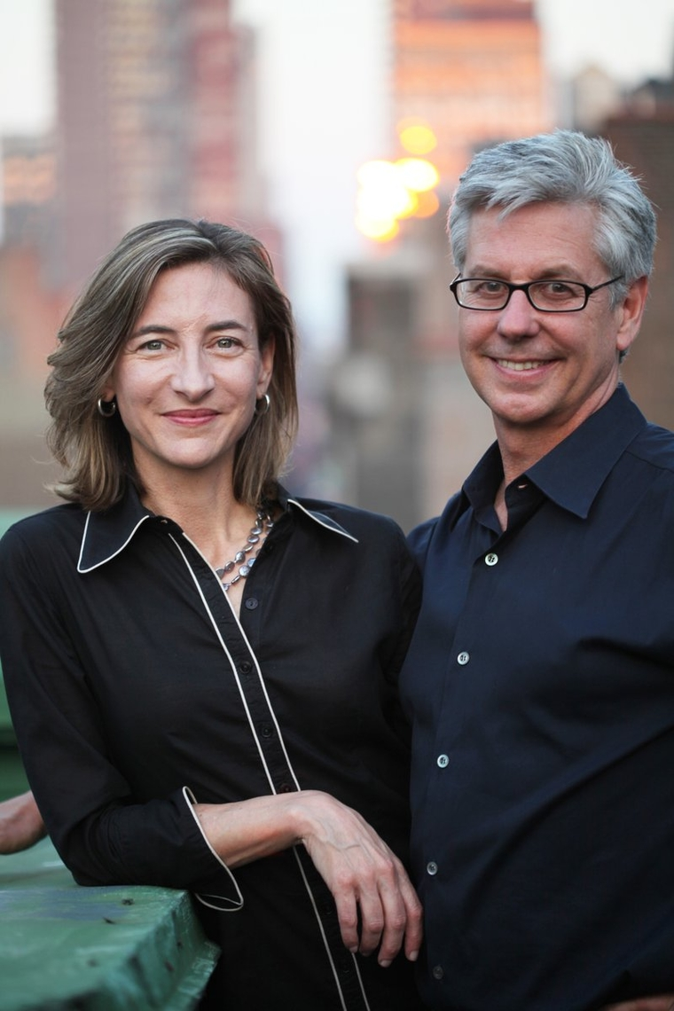 Marion Weiss and Michael Manfredi