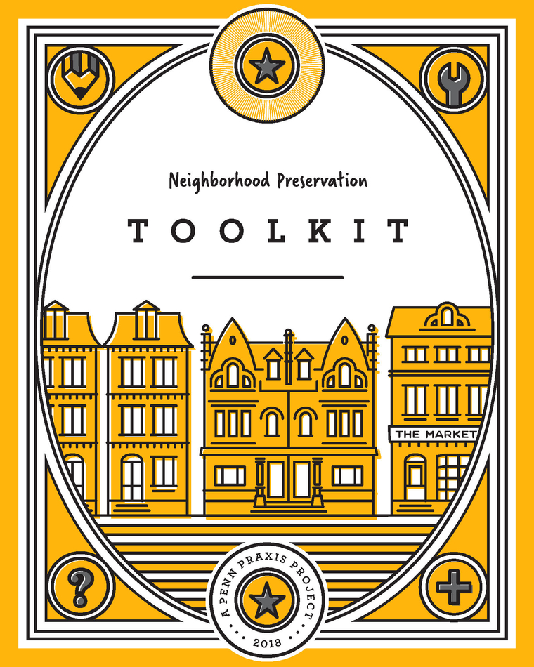 "Cover of ""Neighborhood Preservation Toolkit"""