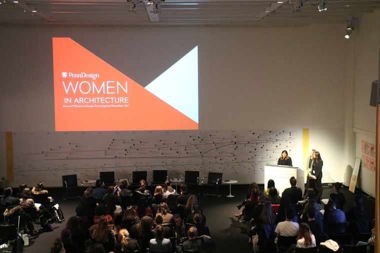 Presentation at Women in Architecture