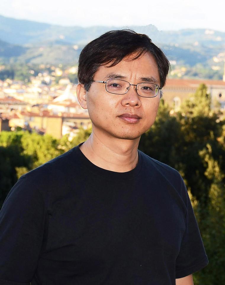 Zhongjie Lin