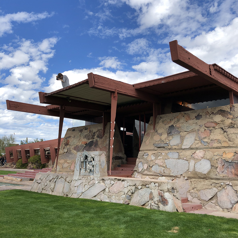 The Center for Architectural Conservation at Taliesin West