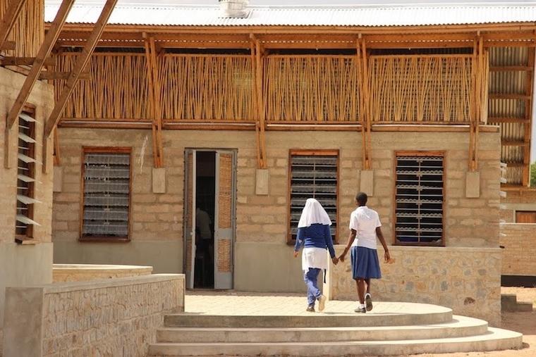 Milembe Secondary School Science Labs, Misungwi District, Tanzania