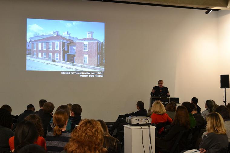 Presentation at Therapeutic Landscape Symposium
