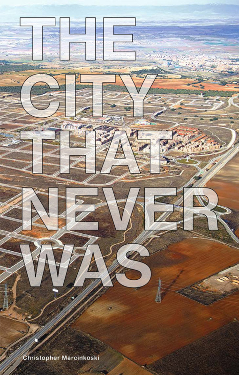 """Poster for """"The City That Never Was"""""""