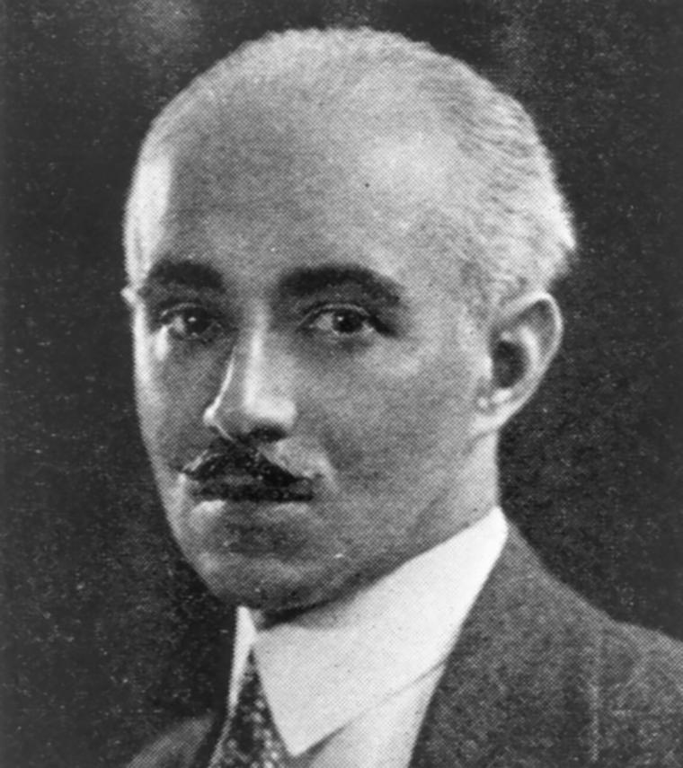 Julian Francis Abele, c. 1927