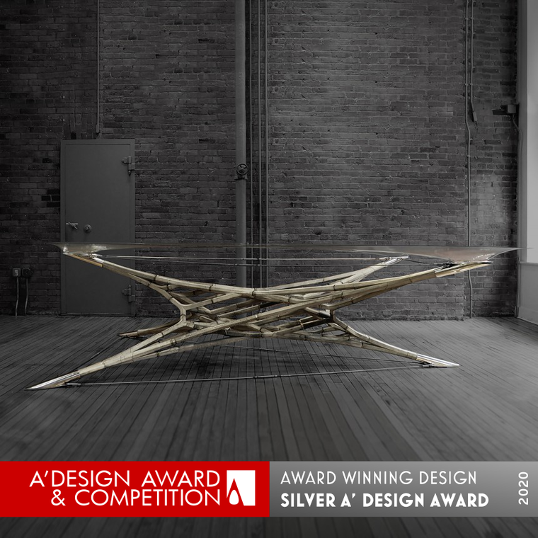 Saltatur Furniture by Masoud Akbarzadeh