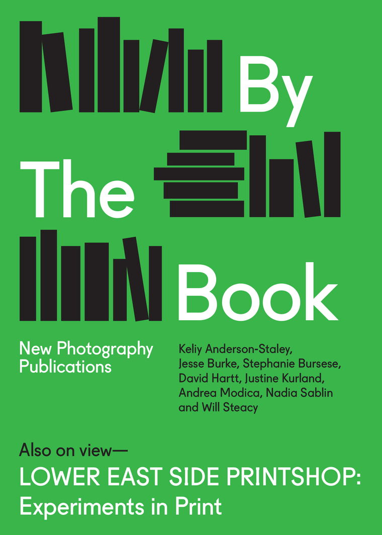 "Sign for ""By The Book. New Photography Publications"""