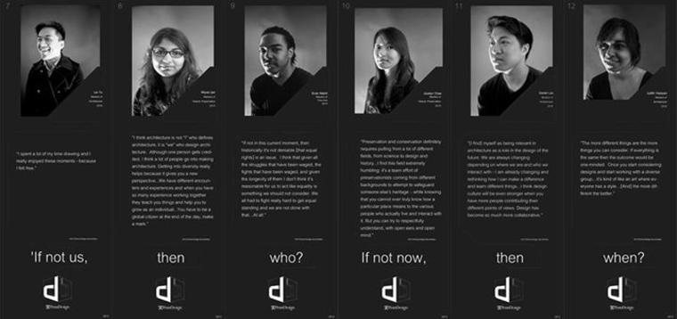 Diversity profiles