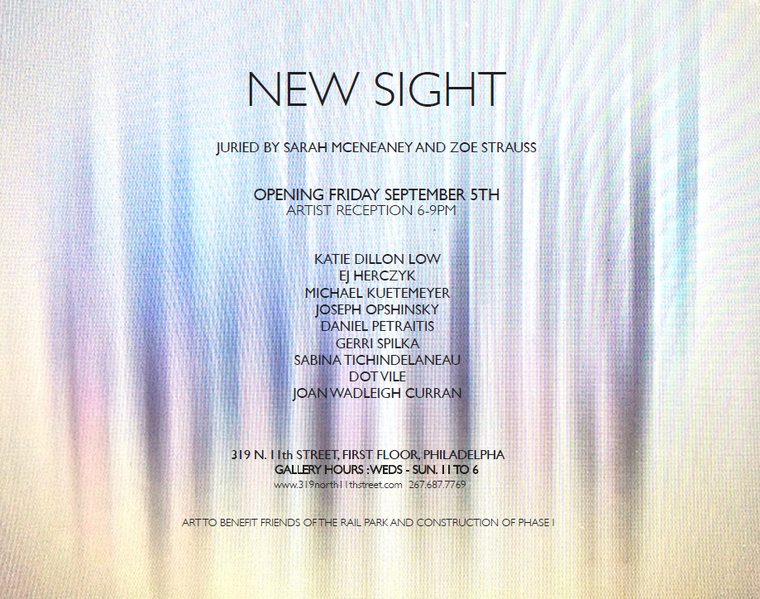 """Sign for """"New Sight"""""""