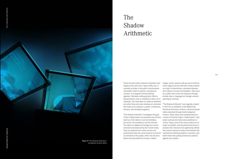 """Scan of article titled """"The Shadow Arithmetic"""""""