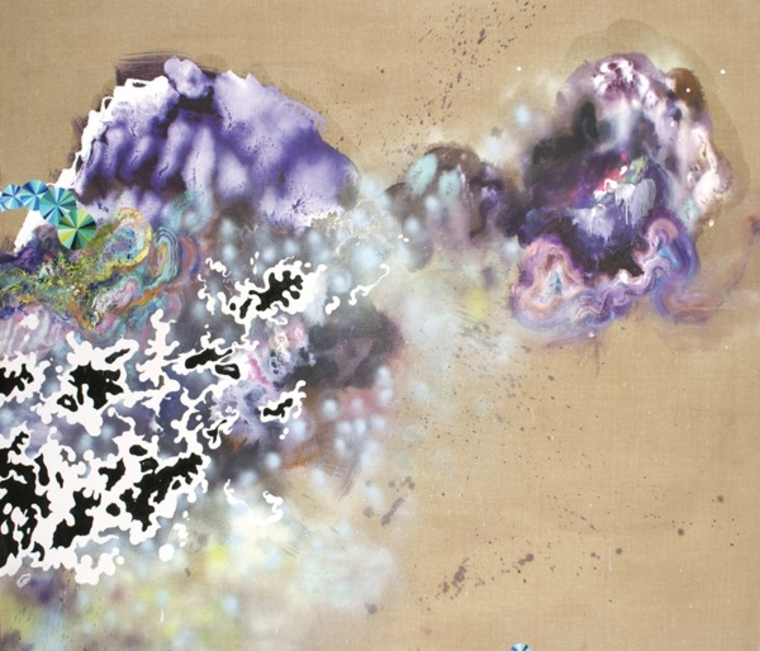 Jackie Tileston's Painting